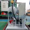 Macchina utilizzata di disidratazione e di filtrazione dell'olio della turbina di alta efficienza