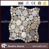 Mosaico di pietra naturale/mattonelle di mosaico di marmo per la decorazione