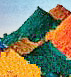 Porzellan-Fliese-Farbe