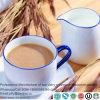 Soin sain de crémeuse de café avec le lait en poudre pour Brakefast