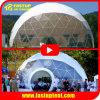 ドエルの投射の温室の運動場Glamping 6mのための3V 6Vの測地線ドームのテント20FT 9m 30FT 15m 50FT 18m 60FT 21m 70FT 30m 100FT