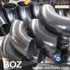 La soldadura de codo de tubo de acero sin costura/orificio