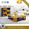 安い価格MFC木のマホガニーカラー中国の家具(HX-D9024)