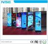 Farbenreiche Bildschirmanzeige-Fahne LED-P3, Fahnen-Plakat Digital-LED