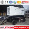 1104c-44tag2 générateur diesel de remorque mobile de l'engine 4wheels 100kVA 110kVA avec Perkins