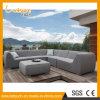 Mobília ao ar livre impermeável do jardim dos projetos ajustados do sofá da tela da cadeira da sala de estar do lazer da qualidade superior