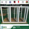 オーストラリアの標準ビニールの二重ガラスの開き窓のWindows