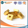 O carboneto de sólido Indexable CNC rodando insere o revestimento de DCV