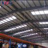 Parede de painéis do tipo sanduíche e galpão de Estrutura de aço para Telheiro hangar oficina de capoeira House