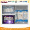中国の赤ん坊のおむつの製造業者を甘やかすNon-Woven表面の等級の使い捨て可能な品質