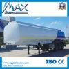 Kundenspezifischer 40FT Heizöl-Tanker-halb Schlussteil-Brennölbecken-halb Schlussteil