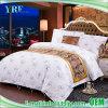 Hotel de lujo de algodón de alta calidad impresa conjunto de ropa de cama para adultos