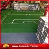 Hierba artificial durable de las muestras libres para el campo del tenis de los deportes