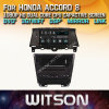 Witson Windows Radio Stereo reproductor de DVD para Honda Accord 8