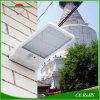 450lumens 태양 강화된 빛 PIR 운동 측정기 옥외 벽 램프