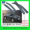トヨタの土地Cruiser Prado Fj150 Window Visorのための自動Spares