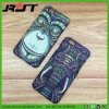 Caja impresa transferencia plástica del teléfono celular del agua para el iPhone