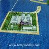 Создатель модели зодчества масштабной модели фабрики (BM-0666)