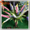 Fiore di seta di plastica artificiale della decorazione di cerimonia nuziale