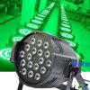 18*10W luz de interior a todo color superventas de la IGUALDAD LED