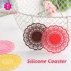 Fonte de China da almofada da esteira do copo de café do Coaster do silicone do presente da promoção do festival