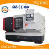 Torno del CNC del metal para las piezas del CNC que trabajan a máquina la máquina