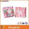 Коробка упаковки подарка печатание цветения персика способа упаковывая бумажная