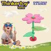 Het Stuk speelgoed van de Bouw van de bloem voor het Leren van Learly en Ontwikkeling