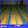 Caja de cartón fábrica de productos de papel Línea de producción de la fábrica Transportadores