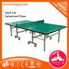 Terrain de Jeux de Tennis de table amovible de l'équipement de tennis de table