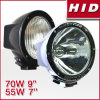 Chrom Black White 9 Inch 70W Headlight HID Driving Light (PD899)