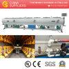 Precio más bajo vendedor loco de PVC flexible de tubo que hace la máquina Producción
