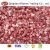 Gefrorene Spitzenerdbeere würfelt für den Export