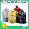 Sacs en plastique de gestion des déchets de Biohazard pour la perte clinique