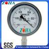 1.6% Codice categoria di esattezza tutti i generi di manometro dell'acciaio inossidabile