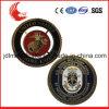 Matériau en métal et pièce de monnaie nautique d'enjeu de militaires de technique de bâti