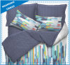 モザイクデザインは綿の羽毛布団カバー寝具セットを印刷した
