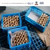 Stahlkonstruktion-Herstellungs-maschinell bearbeitenteile Messingbush 08