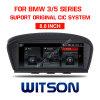Grande automobile DVD dello schermo di Witson BMW per BMW5 le serie E60 (2005-2010) Cic