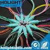 Pigtail da fibra óptica do Sc Om3