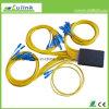2X64 Optische PLC van de Vezel van Fbt van de Schakelaar van het Type Sc/Upc van doos Splitser
