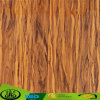 Papel decorativo da grão de madeira para o painel e o MDF estratificados