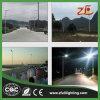 der Fabrik-40W im Freien integriertes LED StraßenlaternePreis-hohes Lumen-der Sonnenenergie-