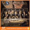 Bloque de cilindro del motor de KOMATSU S6d125 para Wa470