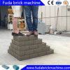 Hohe Kapazitäts-hydraulische komprimierte Massen-Ziegeleimaschine