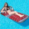 La piscina inflable flota la playa flotante del salón de la base de la silla plegable cómoda