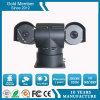 macchina fotografica intelligente del CCTV del Thermal PTZ dell'obiettivo di rilevazione 50mm del veicolo di 2.2km