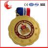 De Gietende Medaille van uitstekende kwaliteit van het Metaal van de Douane