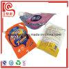 Bolso plástico modificado para requisitos particulares del alimento del papel líquido del bolso de la dimensión de una variable