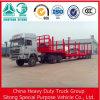 半中国Liangshanのトレーラーの記録の輸送のトレーラーの材木のトラックのトレーラー